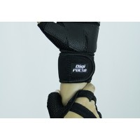Fitness glove with Wristband